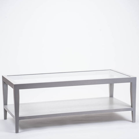 Savoy | Coffee Table | Grey-Coffee Table-Hickory Furniture Co.-Hickory Furniture Co.