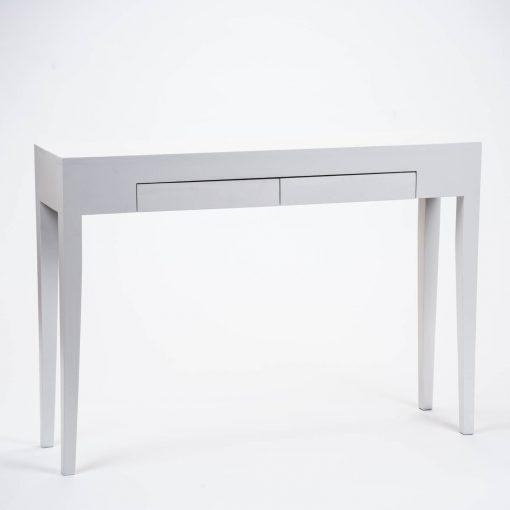 Savoy | Console Table | White-Console Table-Hickory Furniture Co.-Hickory Furniture Co.