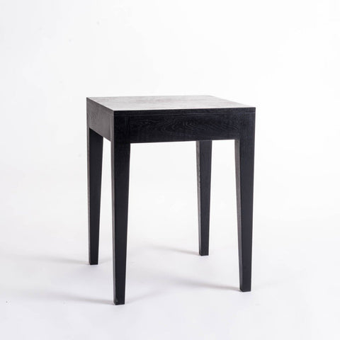 Savoy | End Table | Black-End Table-Hickory Furniture Co.-Hickory Furniture Co.