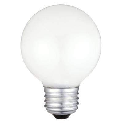 40 Watt G19 1/2 Incandescent Vibration Resistant Light Bulb