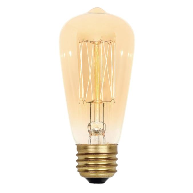 40 Watt ST15 Timeless Vintage Inspired Bulb