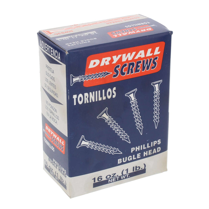"3"" Drywall Screws 1lb. Box"