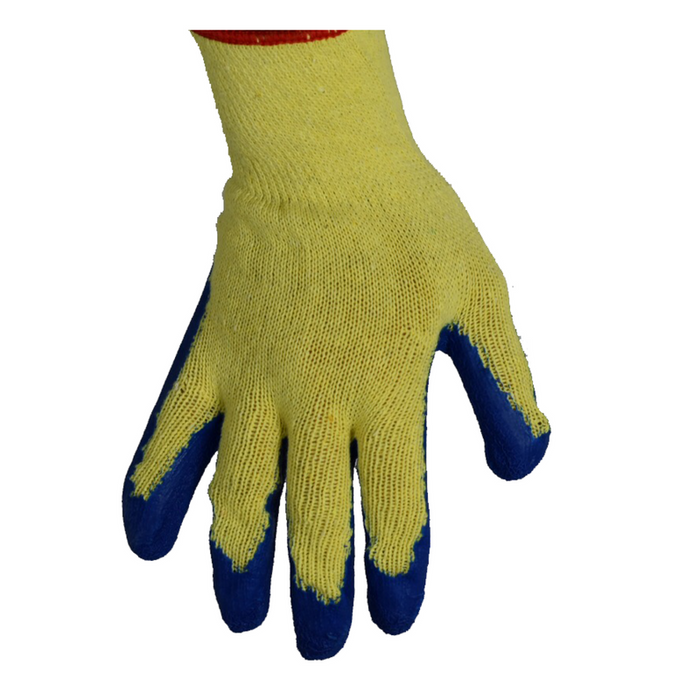 Latex-Coated Work Gloves 12 pack