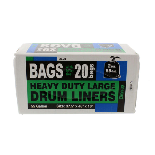 Drum Liner 55 Gallon (20/Box)