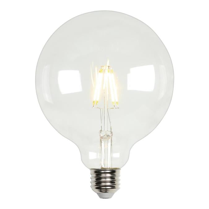 4-1/2 Watt (40 Watt Equivalent) G40 Dimmable Filament LED Light Bulb