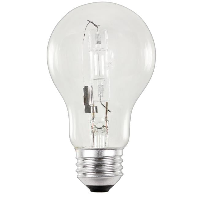 53 Watt A19 Eco-Halogen Light Bulb