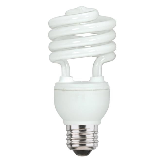 18 Watt Mini-Twist CFL Light Bulb