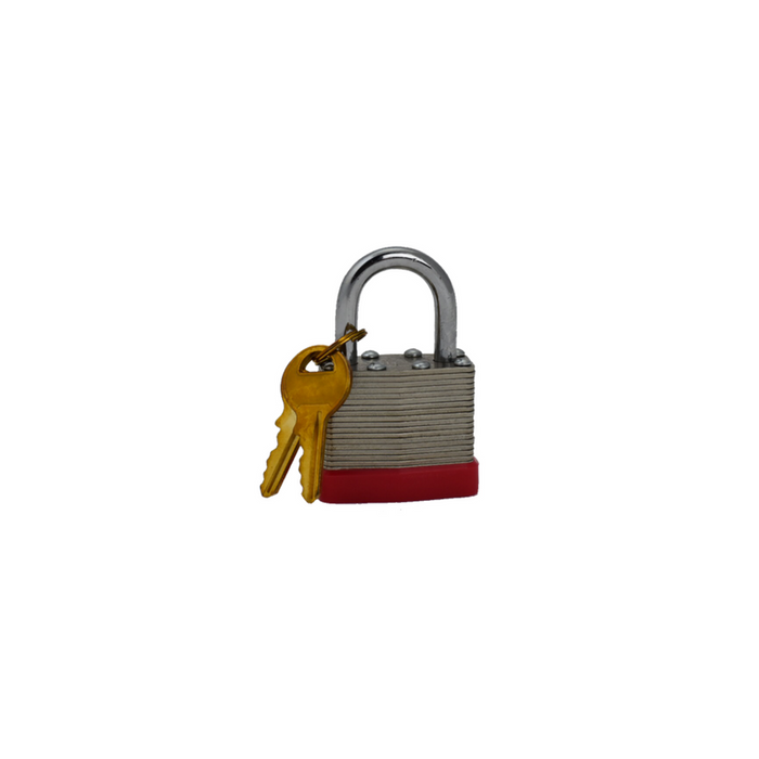 Short Shackle Padlock A-389 Keyed