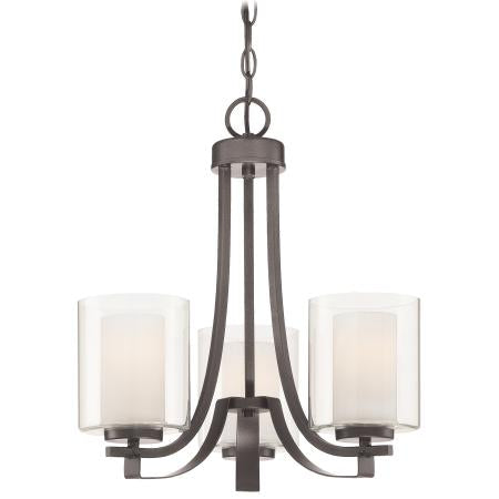 Parsons Studio 3-Light Chandelier