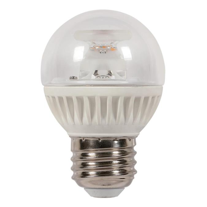 7 Watt (60 Watt Equivalent) G16-1/2 Dimmable LED Light Bulb ENERGY STAR