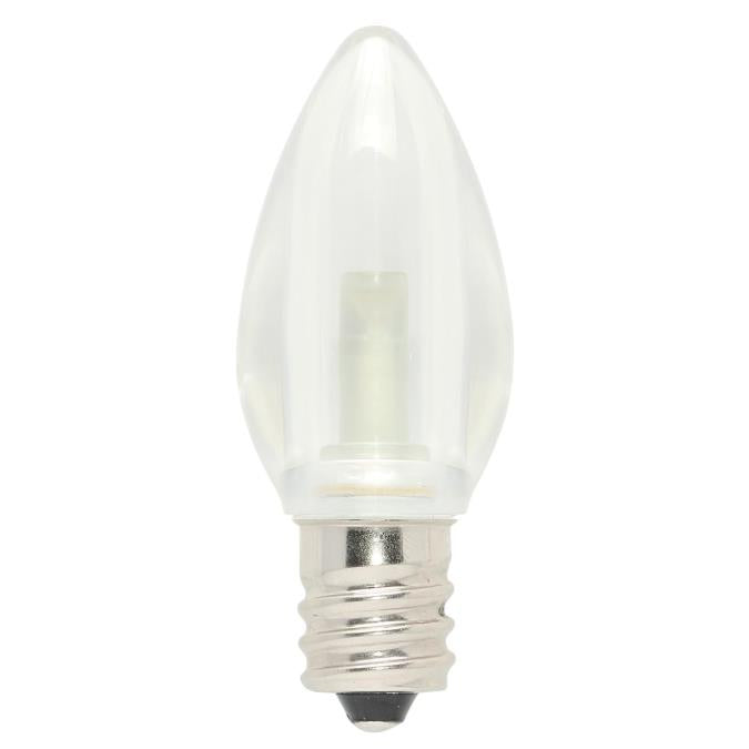 0.6 Watt (4 Watt Equivalent) C7 LED Light Bulb