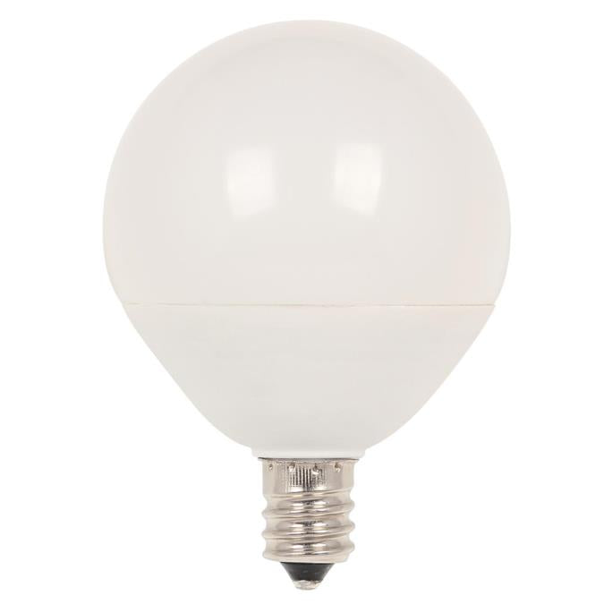 7 Watt (60 Watt Equivalent) G16-1/2 Dimmable LED Light Bulb
