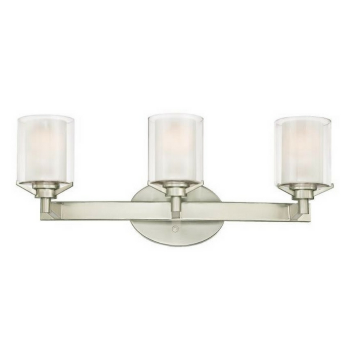 Glenford Three-Light Indoor Wall Fixture