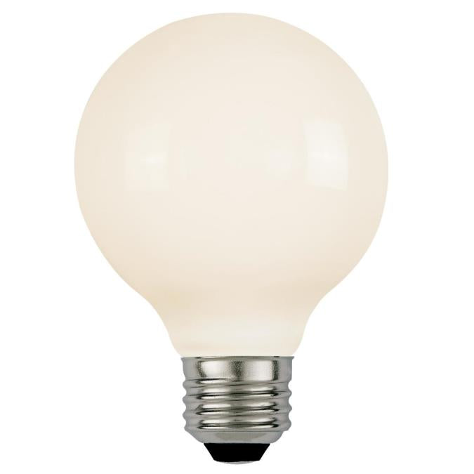 5-1/2 Watt (60 Watt Equivalent) G25 Dimmable Filament LED Light Bulb