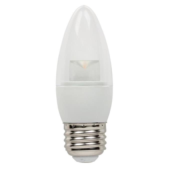 5 Watt (40 Watt Equivalent) B11 Dimmable LED Light Bulb ENERGY STAR