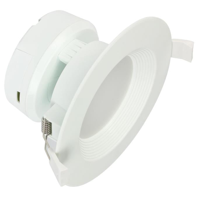 7 Watt (45 Watt Equivalent) 4-Inch Dimmable Direct Wire Recessed LED Downlight ENERGY STAR