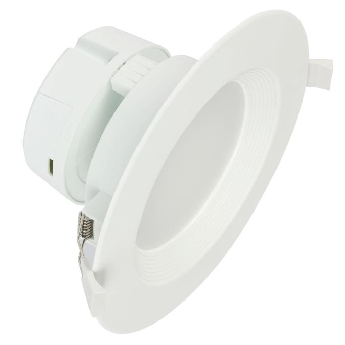 9 Watt (65 Watt Equivalent) 6-Inch Dimmable Direct Wire Recessed LED Downlight ENERGY STAR
