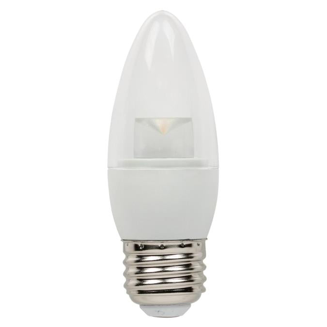 4-1/2 Watt (40 Watt Equivalent) B11 Dimmable LED Light Bulb ENERGY STAR