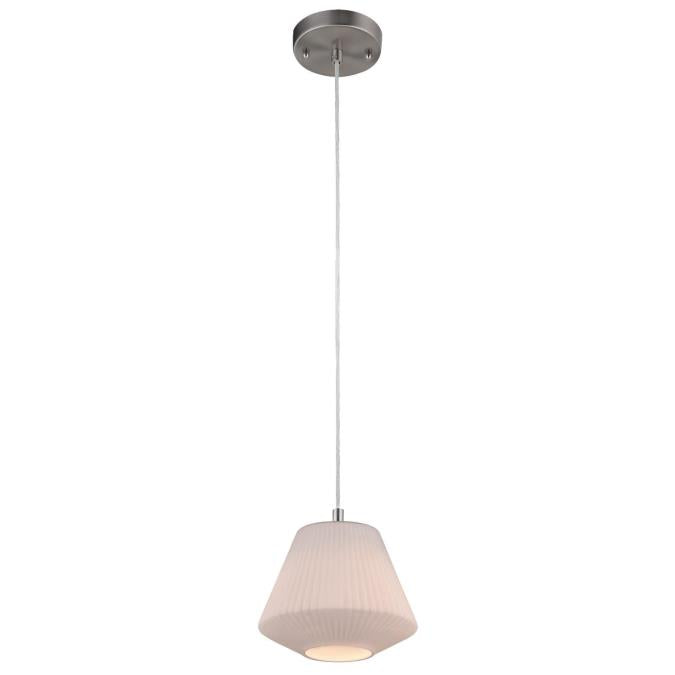 One-Light Adjustable Mini Pendant