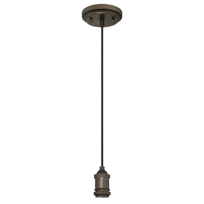 One-Light Adjustable Retro Mini Pendant
