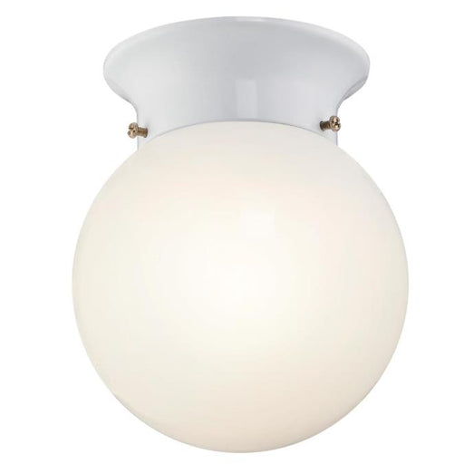 5-13/16-Inch Dimmable LED Indoor Flush Mount Ceiling Fixture ENERGY STAR