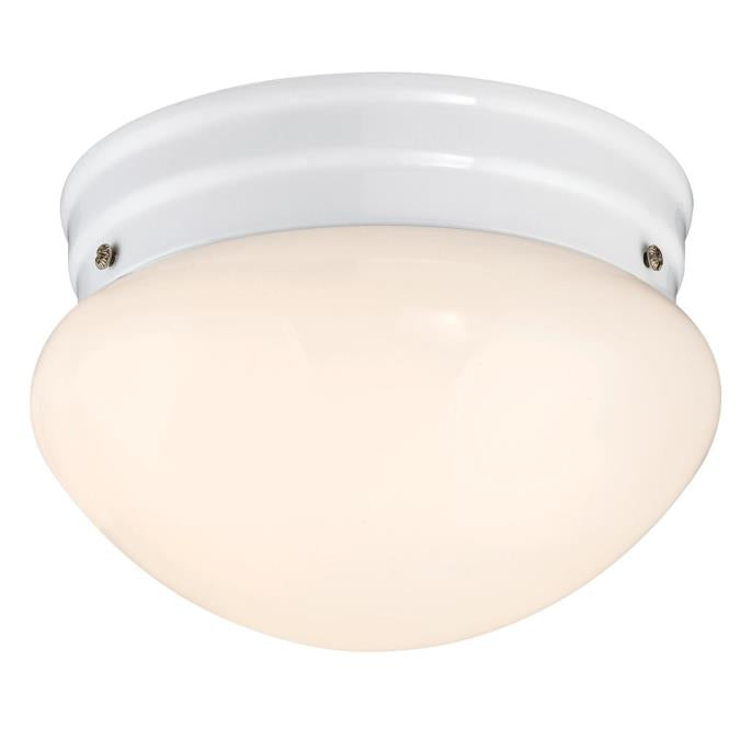 7-1/4-Inch Dimmable LED Indoor Flush Mount Ceiling Fixture