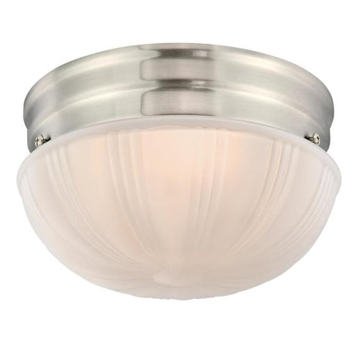 6-7/8-Inch Dimmable LED Indoor Flush Mount Ceiling Fixture