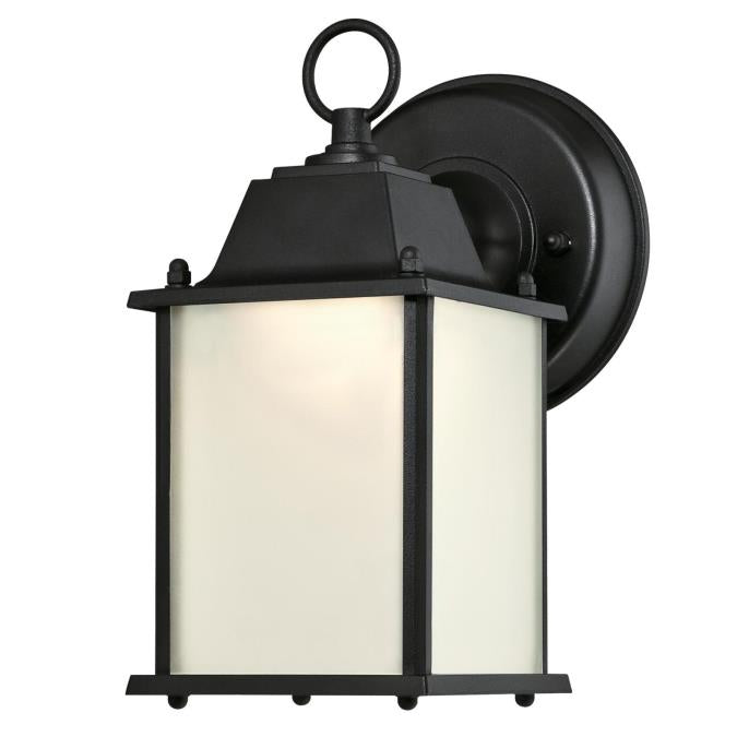 One-Light LED Outdoor Wall Fixture ENERGY STAR