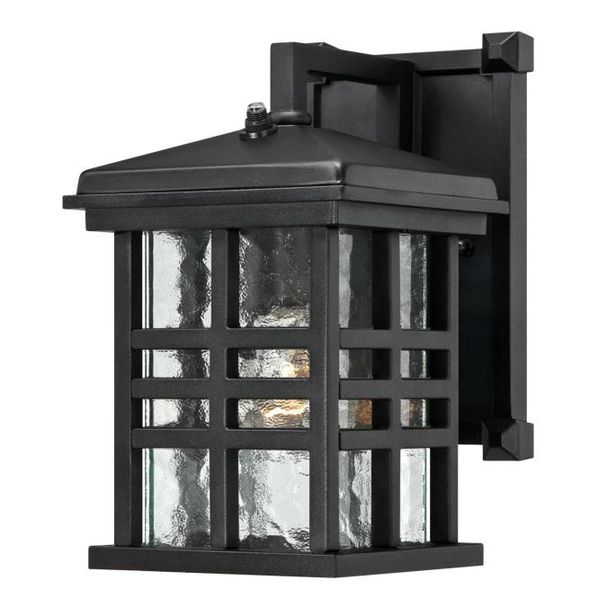Caliste One-Light Outdoor Wall Lantern with Dusk to Dawn Sensor
