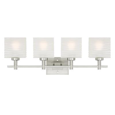 Alexander Four-Light Indoor Wall Fixture