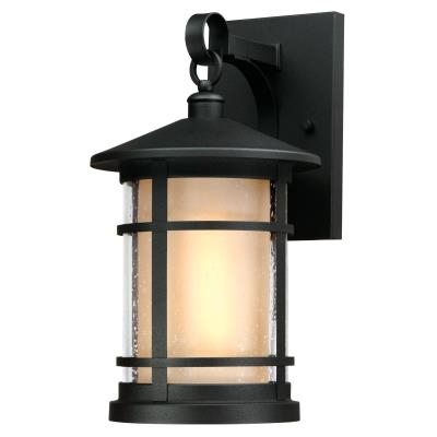 One-Light Outdoor Medium Wall Lantern