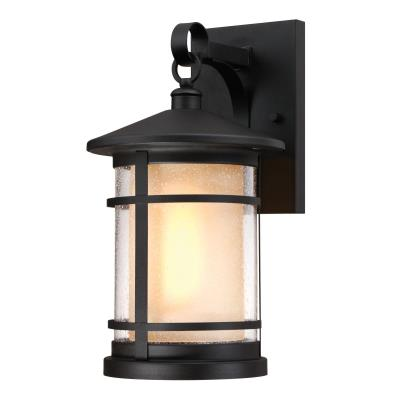 One-Light Outdoor Large Wall Lantern
