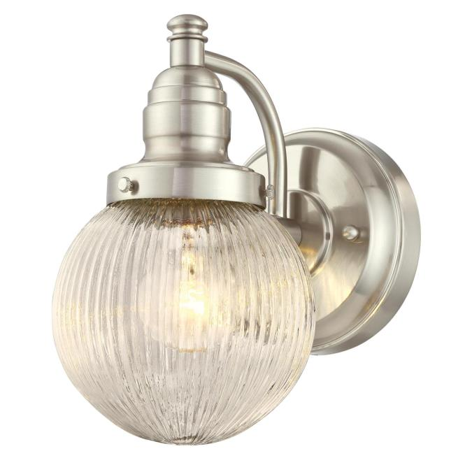 Eddystone One-Light Outdoor Wall Fixture