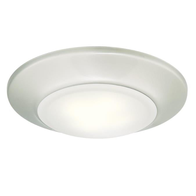 6-Inch LED Indoor Dimmable Surface Mount Wet Location