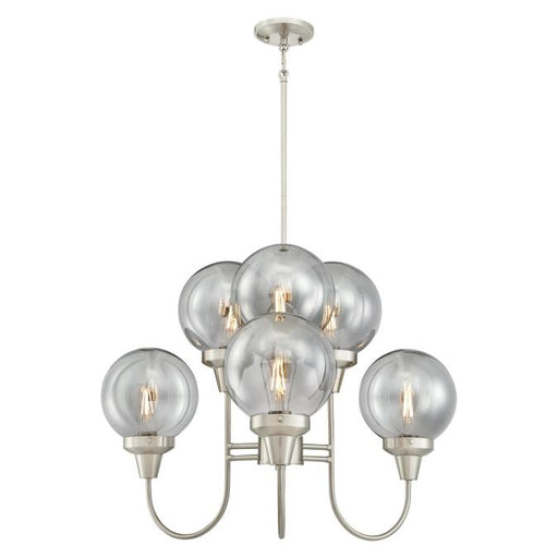 Byron Six-Light Indoor Chandelier