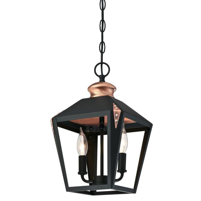 Valley Forge Two-Light Indoor Pendant