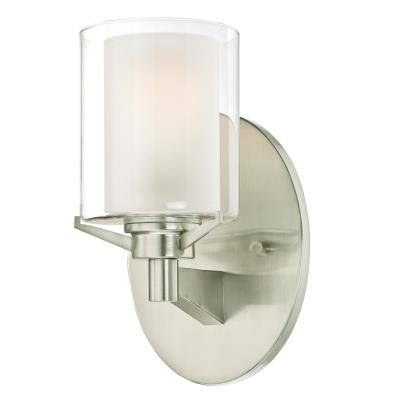 Glenford One-Light Indoor Wall Fixture