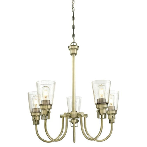 Ashton Five-Light Indoor Chandelier