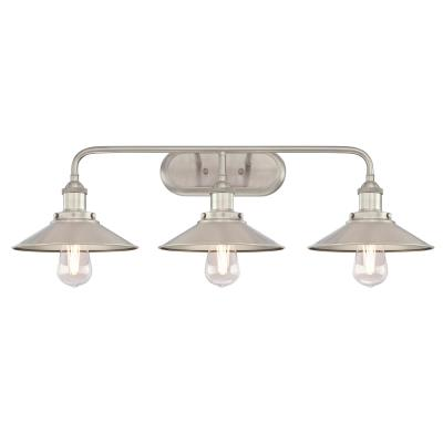 Maggie Three-Light Indoor Wall Fixture