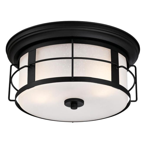 Orwell Two-Light Outdoor Flush Fixture