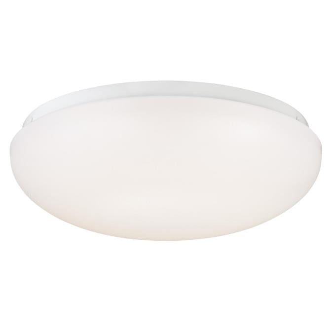 11-Inch LED Round Indoor Flush Mount Ceiling Fixture ENERGY STAR