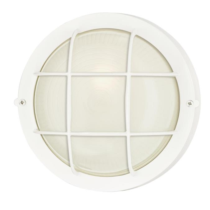 One-Light Outdoor Wall Fixture