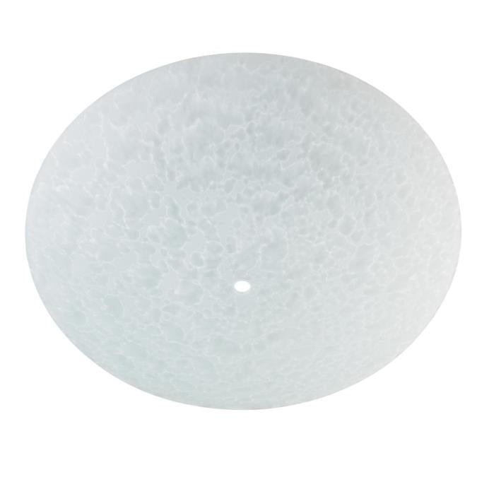 12-3/4-Inch Frosted Glass Diffuser