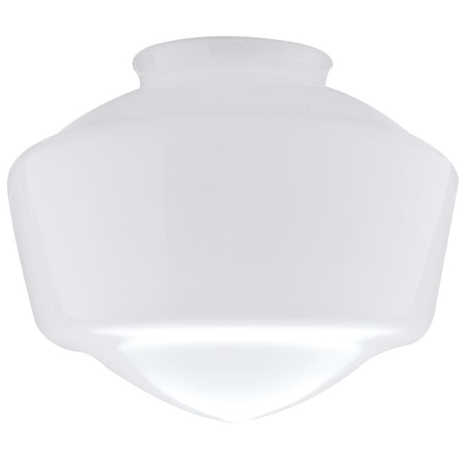 Opal Schoolhouse Glass Shade 6-Pack