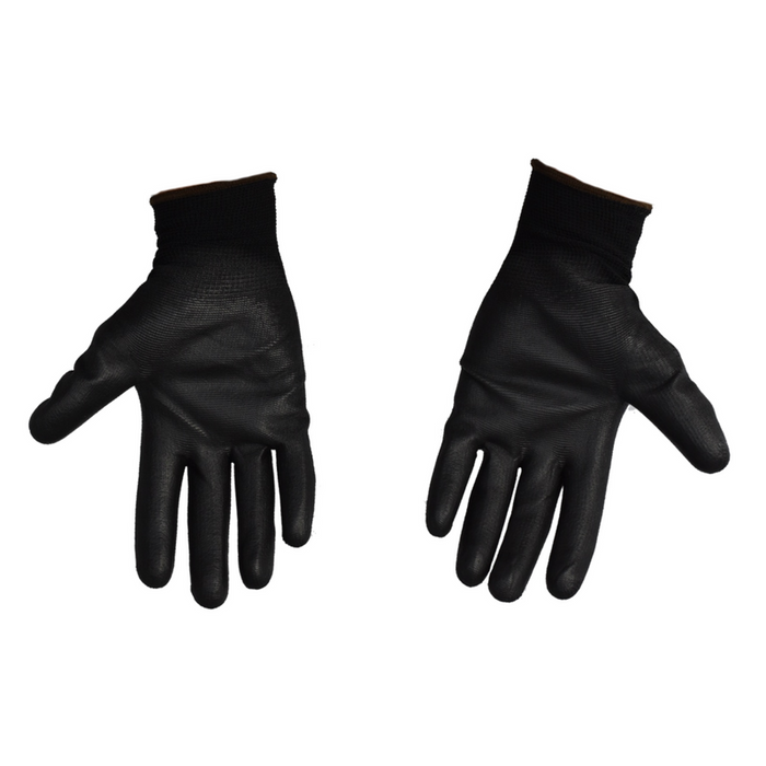 PU Coated Contractor Gloves - Pack of 12