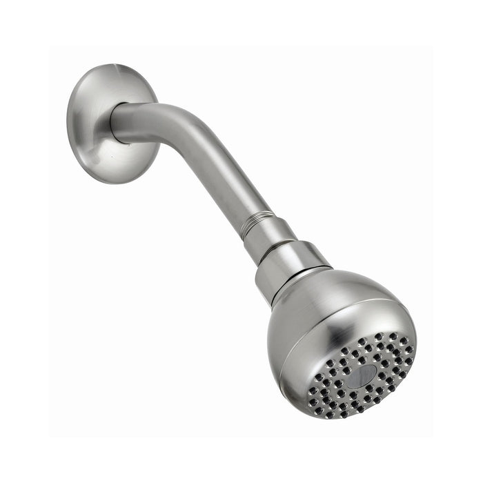 Single Handle Tub/Shower Faucet Satin Nickel