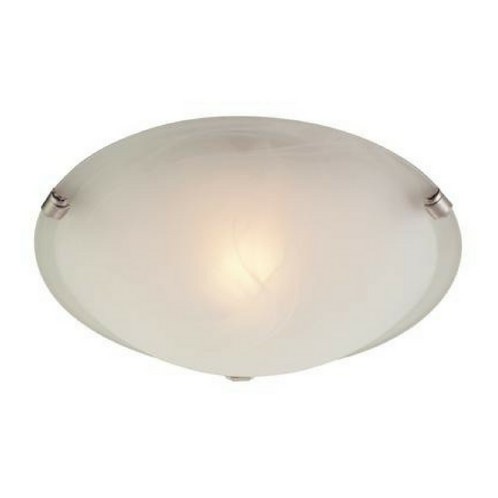One-Light Indoor Ceiling Fixture