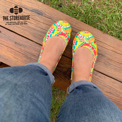 IN STOCK Storehouse Flats EXCLUSIVE LIMITED EDITION Summer Breeze Tie Dye