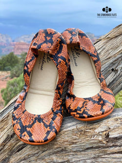 IN STOCK Storehouse Flats EXCLUSIVE LIMITED EDITION Pumpkin Spice Snakes