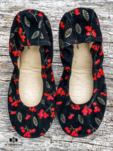 IN STOCK Storehouse Flats EXCLUSIVE LIMITED EDITION Nandina Berry